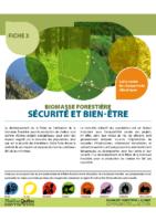 Fiche – Biomasse forestière et climat : sécurité et bien-être (2014)