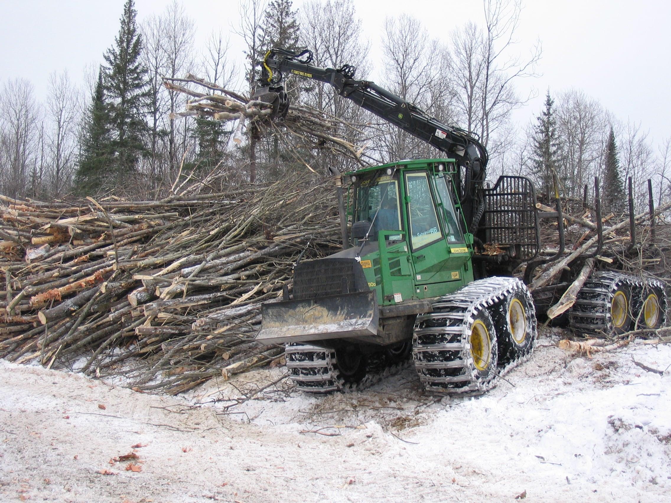 © Fédération québécoise des coopératives forestières