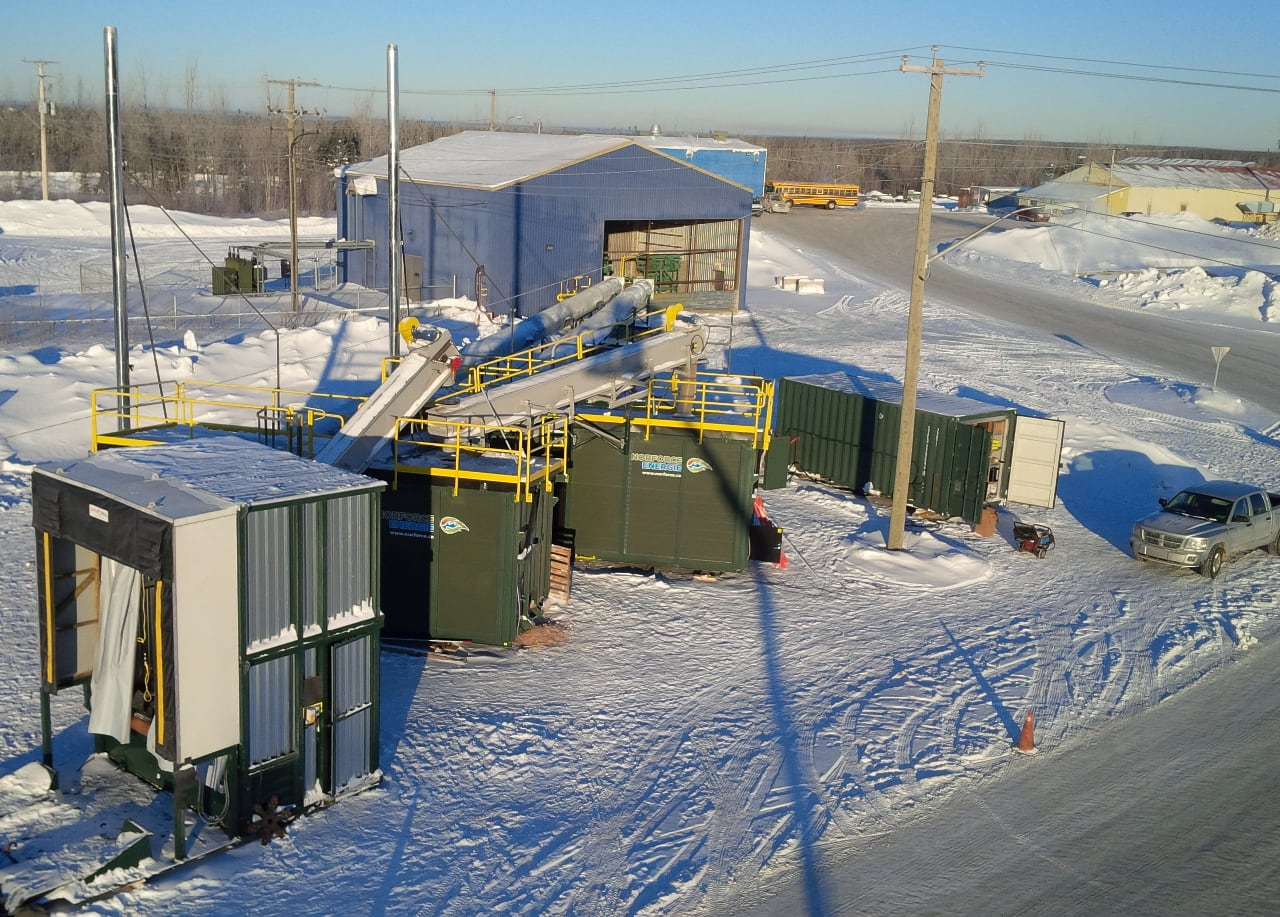 Vision Biomasse Québec