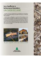 Les chaufferies à la biomasse forestière : un choix éclairé