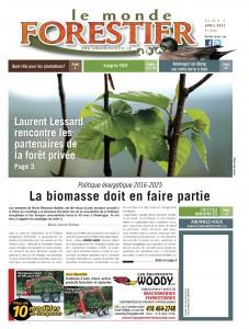 LMF-avril-15© Le Monde Forestier