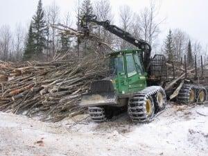 © Fédération québécoise des coopératives forestières, vision biomasse Québec